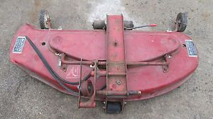 "Wheel Horse Raider 10 Lawn Garden Tractor 42"" Side Discharge Mower Deck"