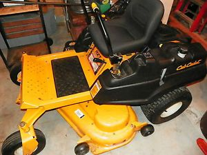 Cub Cadet Zero Turn Riding Mower 50''Deck P U in Maine