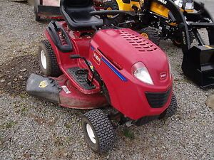 "Toro LX 425 Lawn Tractor Riding Mower 42"" Mowing Deck"