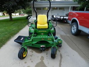 "John Deere Z925A Zero Turn Riding Lawn Mower 103 Hrs 60"" 7 Iron Pro Deck Nice"