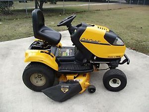 Cub Cadet Zero Turn Riding Lawn Mower
