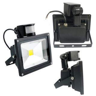 IP65 PIR RGB Classic SMD LED FLOODLIGHT10W 20W 30W 50W Security Light Outdoor UK