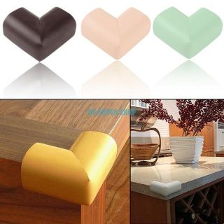 Baby Kid Safety Security Table Desk Corner Edge Cushion Protector Softener Guard