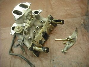 Mazda RX 8 RX8 renesis 13B Engine Lower Intake Manifold w apv 6 Port 04 08