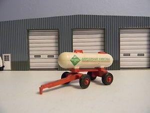 Case Anhydrous Tank Trailer for Your 1 64 Ertl Farm or DCP Display