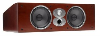 New Polk Audio CSI A6 Home Theater Center Channel Shelf Speaker CSIA6 Cherry New
