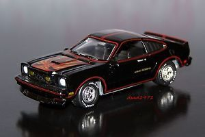 Limited Edition 1977 77 Ford Mustang II King Cobra Mint 1 64 Scale Die Cast