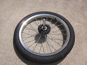 16 x 1 75 Rear Wheel Tire Tube for Jogging Stroller Baby Trend