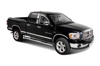 Dodge RAM Chrome Fender Trim