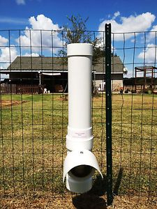 Chicken Coop Chicken Feeder Poultry Feeder Bird Feeder with Storm Guard