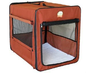 "32"" Dog Cat Pet Bed House Soft Carrier Crate Cage AB32"