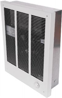 Marley LFK304 Electric Wall Heater Vent White Model 10 000 BTU Recessed Mount