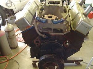 SB Chevy 400 Race Engine IMCA Mod Circle