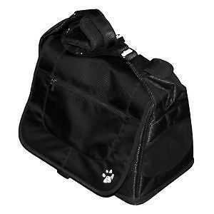 Pet Gear Messenger Bag Dog Cat Carrier Car Seat Black