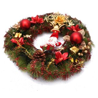 New Christmas Wreath Perfect for Decorating Christmas Trees Door Holiday Decor