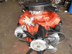 Chrysler Plymouth Dodge Mopar 440 Engine Complete