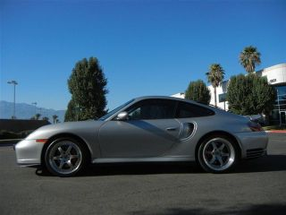 2001 Porsche 911 Turbo Coupe 996 Twin Turbo TT HRE Wheels Evolution Motorsports