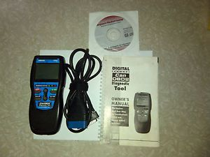 Innova 3100 Can OBD II 2 Diagostic Tool Check Engine Light Tester Free SHIP