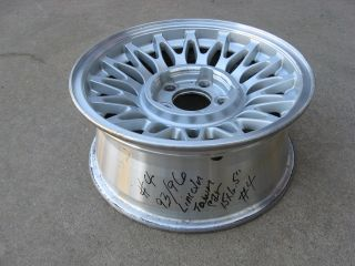 "Lincoln Town Car 15"" Factory Aluminum Alloy Wheel 1993 1994 1995 1996 1997"