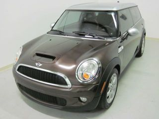 08 Mini Cooper Clubman s Hatchback 3 Door Leather Atomatic Turbo Clean