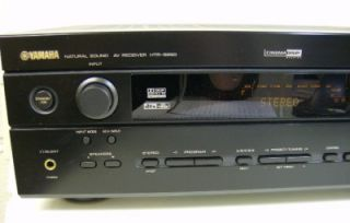 Nice Yamaha Stereo Receiver Home Theater Surround Sound