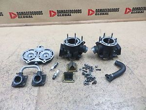 1992 92 Yamaha Banshee YFZ 350 YFZ350 Engine Cylinders Top End Jugs Head Heads