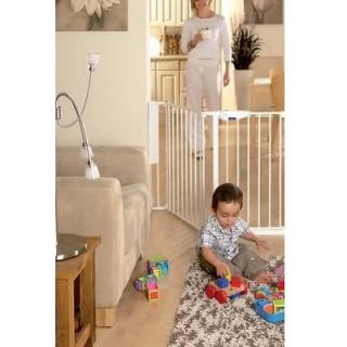 Lindam Wall Mounting Fixing Kit Converts Lindam Playpen to Room Divider White