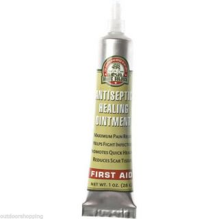 Brave Soldier Antiseptic Healing Ointment First Aid Pain Relief Etc