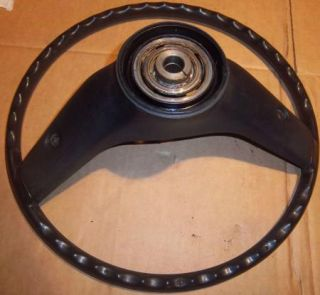 1978 1979 Ford Truck Steering Wheel f150 f250 78 79 bronco pickup 1970s vintage