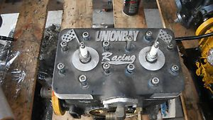 SeaDoo jetski 580 587 Union Bay Race Motor Rotax Engine Motor C 16