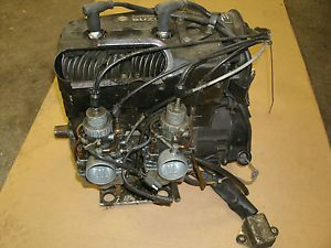 Arctic Cat 440 Z Motor Engine Complete Very Good Running 1996 Jag Puma ZR Ext