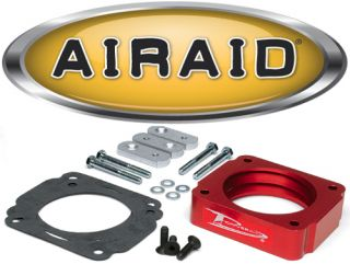 Airaid 400 590 Poweraid Throttle Body Spacer 97 03 Ford F 150 97 04 Expedition