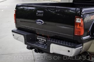 2011 Ford F350 Lariat Bluetooth Back Up Camera Heated Cooled Seats