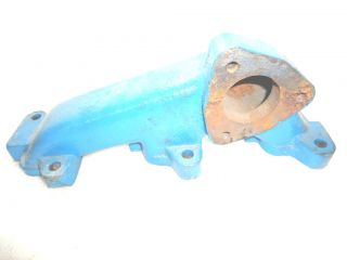 New Ford Tractor Exhaust Manifold