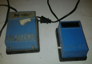 Pair of Hagen Air Pumps Aquarium Aerators Pet Fish or Bait Fish Minnows Shad