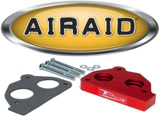 Airaid 200 582 Poweraid Throttle Body Spacer 86 90 s 10 2 8L V6