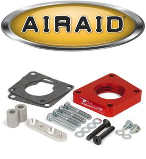 Airaid 400 587 Poweraid Throttle Body Spacer 99 01 Ford Ranger XLT 3 0L V6