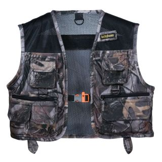 New Lucky Bums Kids Fishing Adventure Vest Hiking Camping Hunting