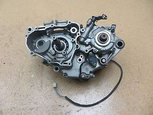 2003 03 WR450 WR 450f WR450F WRF 450 Engine Motor Bottom End Crank Cases Tranny