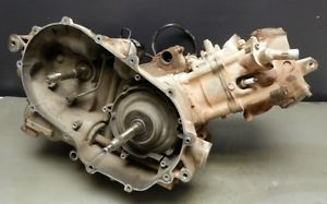 Yamaha Kodiak 400 4x4 ATV Engine Motor Transmission 2000