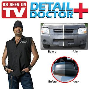 New Detail Doctor as Seen on TV Restores Shine Color on Your Car