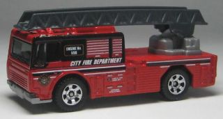2009 Matchbox 60 '06 Fire Engine