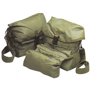 Medical Military First Aid Kit EMT EMS Bag Olive Drab
