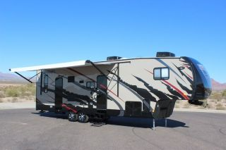 5th Wheel Toy Hauler Brand New 36 5 ft We Finance