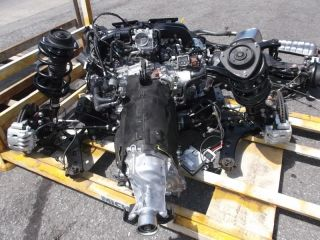 JDM Subaru FB25 Brand New Engines and Auto Transmission Complet Kit Forester