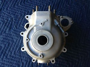 1958 Triumph Pre Unit Trophy 650 TR6 Desert Sled Motor Engine Cases Webco Bates