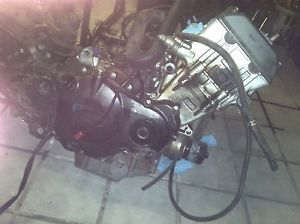 02 03 Honda CBR 954 Engine Motor Complete not Running Used