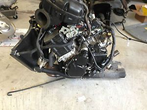 2008 2009 Suzuki GSXR 600 Engine Motor Runs 8K Miles Kart Kit Engine Complete