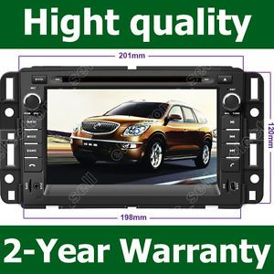 Auto Radio Car DVD Player  iPod USB GPS Navigation for Chevrolet Chevy Tahoe