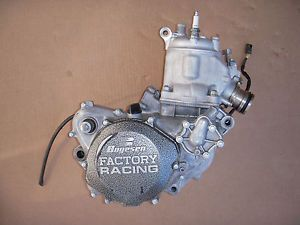 CR250R Complete Running Engine Gearbox Clutch CR 250 Motor Go Kart